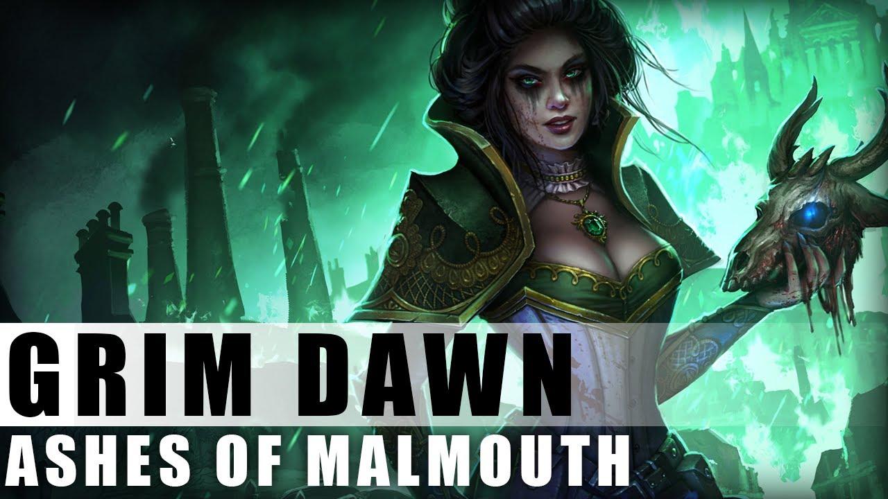 Grim Dawn - New In-depth Playthrough 16 - The Blood Grove