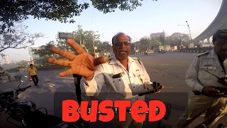 BUSTED BY MUMBAI POLICE!!!!