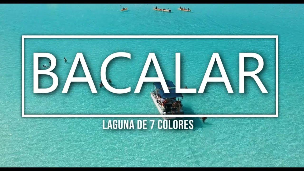 Bacalar Mexiko Lagune Der 7 Farben Youtube