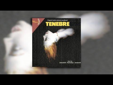 Claudio Simonetti, M. Morante, F. Pignatelli - Dario Argento Tenebre (1982) Official Soundtrack