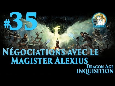 Dragon Age: Inquisition FR [Mage] #35 Négociations avec le M