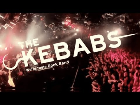 THE KEBABS / ジャキジャキハート (Official Music Video)
