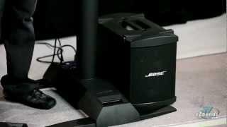 bose l1 model is single bass portable speaker system