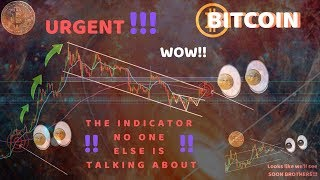 IT'S HAPPENING!! BITCOIN CRUCIAL SIGN NO ONE IS WATCHING - LAST TIME IT CROSSED = $10,000 PUMP