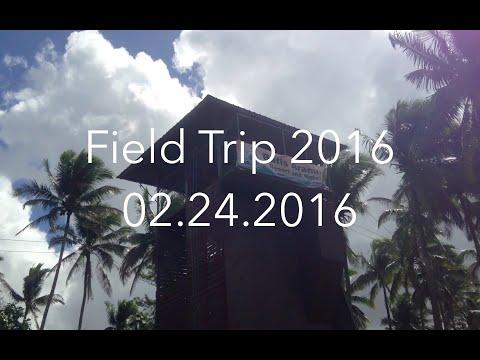 TRAVEL // FIELD TRIP 2016