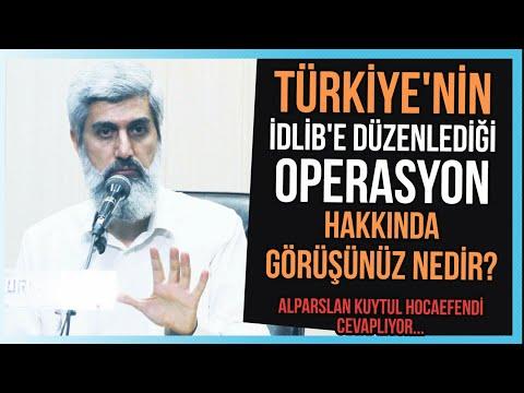 Türkiye'nin İdlib'e Düzenlediği Operasyon Hakkında Ne Düşünüyorsunuz?