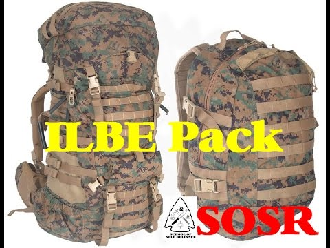 USMC ILBE Backpack