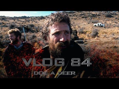 Josh James New Zealand ADVENTURE VLOG 84 - Doe a Deer - a Tahr hunt and Wanaka Adventures
