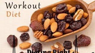 Post Workout Diet