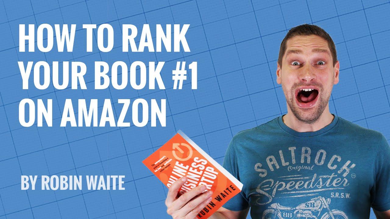 amazon books sales rank
