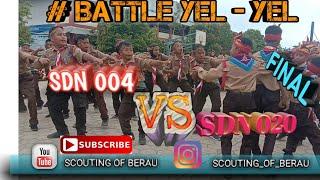Download lagu Final dahsyat!! SDN 004 vs SDN 020 #BATTLEYELYEL KEREN #GALAKSI2019
