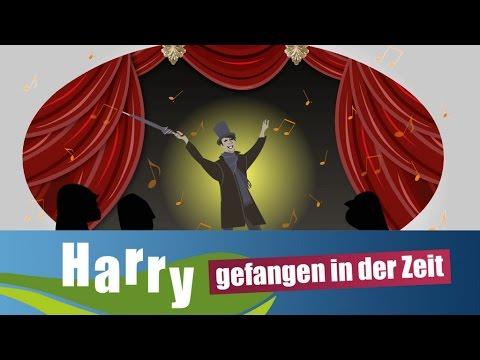 Learn German (A1-B1) | HARRY – Gefangen In Der Zeit | Episode 57