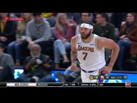LA Lakers Vs Utah Jazz - 1st Qtr Highlights | December 4, 2019 | NBA 2019-20
