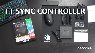 "New ""TT Sync Controller"" - Quick Guide"