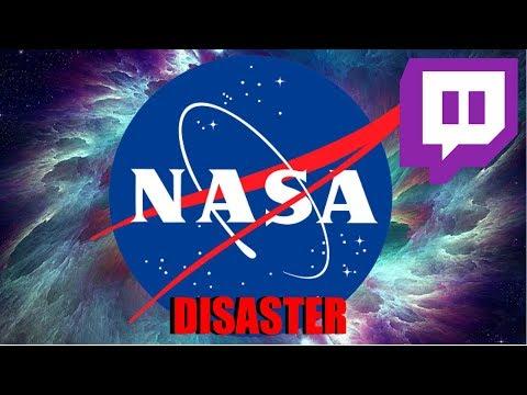 Eclipse 2017 NASA's messy twitch stream