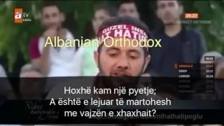 Hoxha turk - jam i martuar me vajzën e tezes, islami e lejon