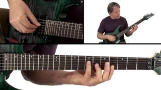 Guitar Lab: Chord Scales Vol. 1 - Chord Scale Principles - Brad Carlton