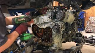 Step By Step: 2.4 EcoTec Timing Chain Replacement