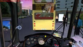 OMSI The Bus Simulator - Line 13N Summer Ticket Selling Gameplay HD