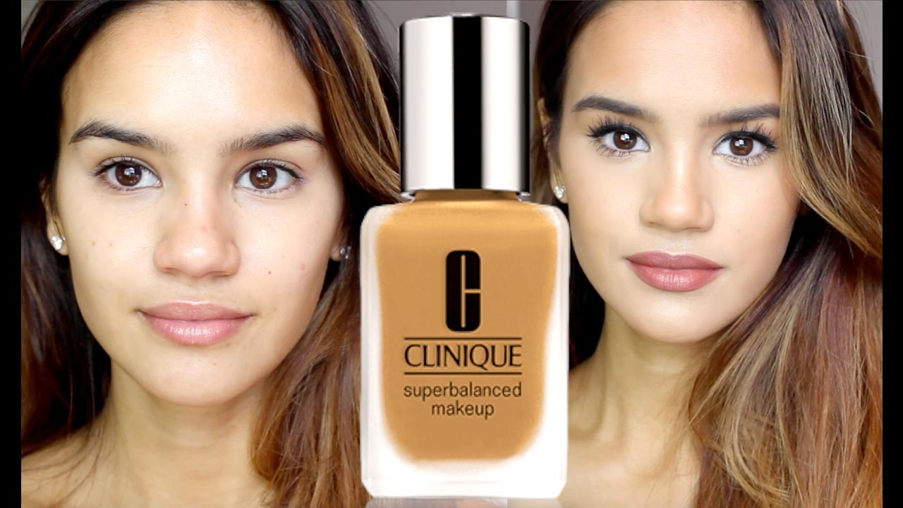 Clinique even better makeup foundation review swatches before - Clinique Even Better Makeup Foundation Review Swatches Before 55