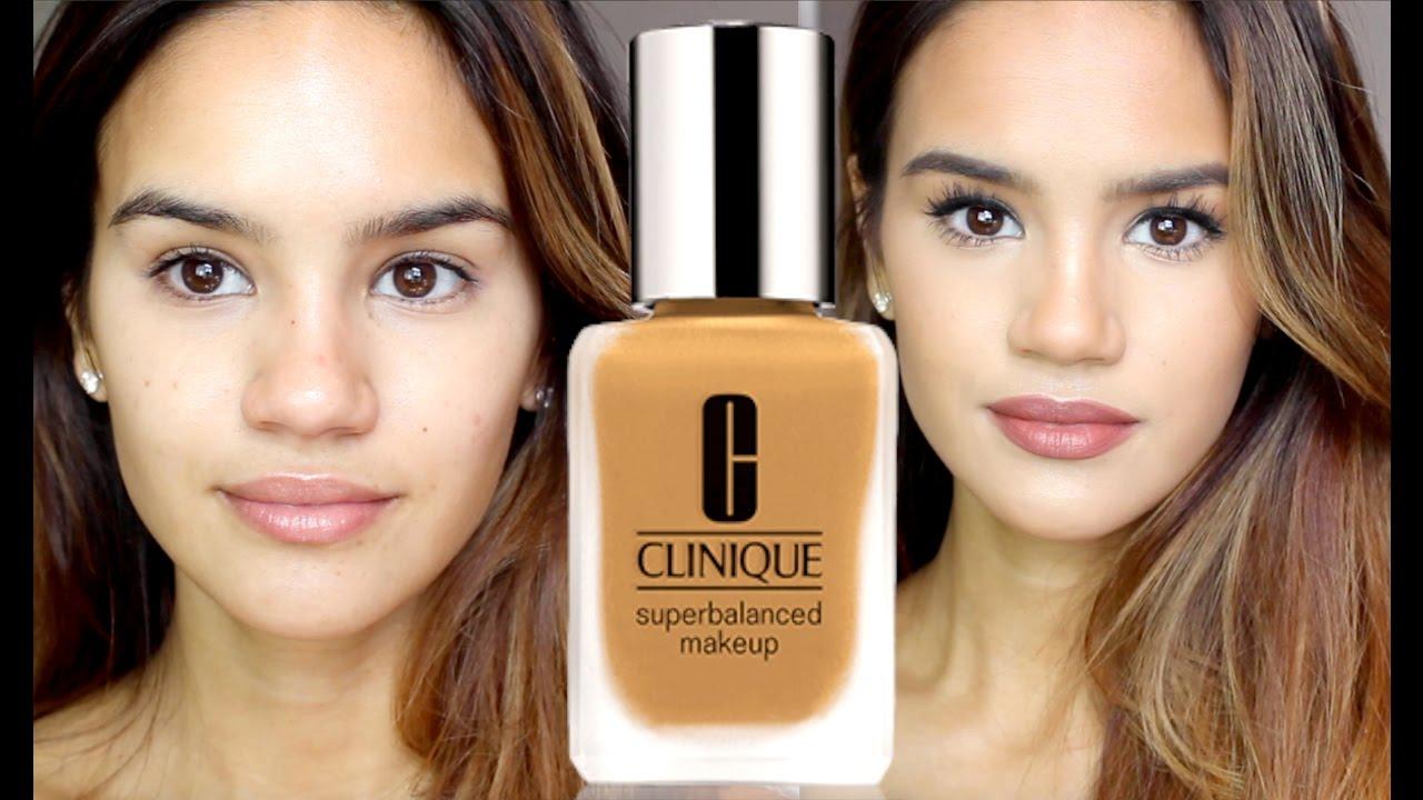 Clinique even better makeup foundation review swatches before - Clinique Even Better Makeup Foundation Review Swatches Before 2