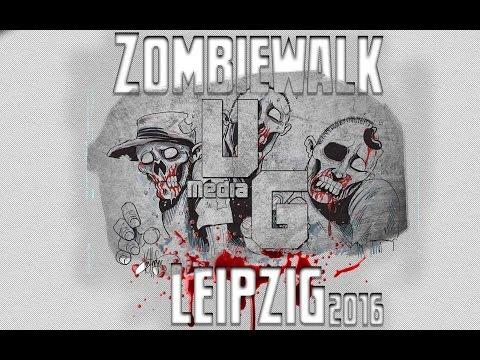 Zombiewalk Leipzig 2016
