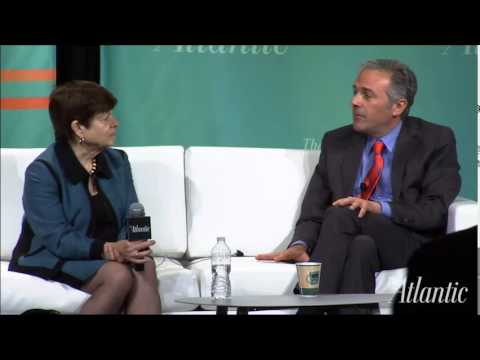Monetary Policy Then and Now: Role of the Fed / The Atlantic Summit on the Economy