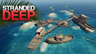 PIRATE'S HANGOUT! Stranded Deep S3 Episode 16
