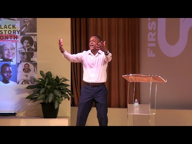 2-17-2019  It's Time to Rise - Terence Young - First Unity Spiritual Campus