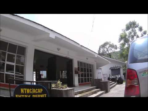 Getting TIMS Permit for Annapurna Trek from TIMS Office, Pokhara Nepal