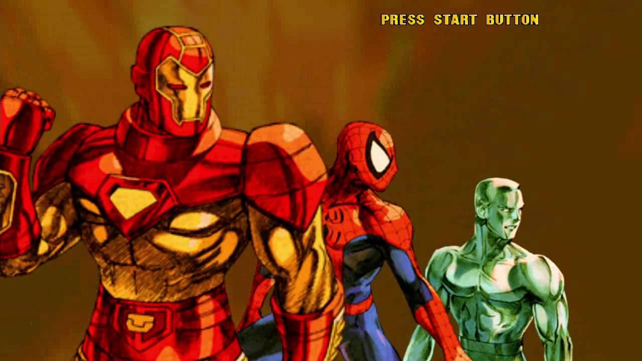 Marvel Vs Capcom For Xbox Live 65