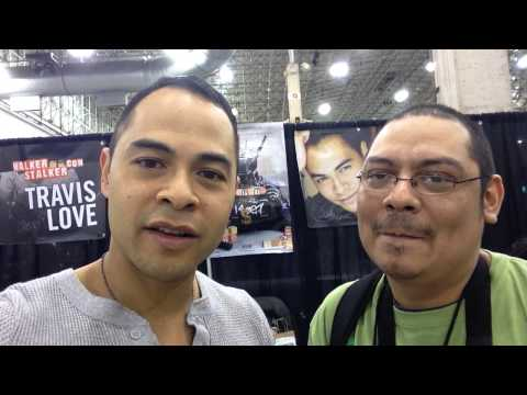 Walker Stalker Con 2015 Chicago - Moviepilot (MannysPlace) interview with Jose Pablo Cantillo.