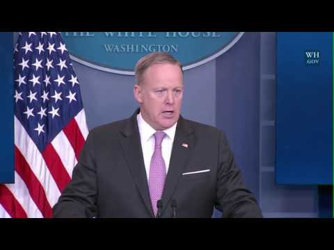 Thumbnail: Spicer:US Just Dropped Largest Non-Atomic Bomb In History
