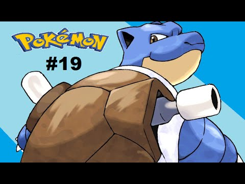 Pokemon Blue Version Nuzlocke Ep 19: Kanto Country Stroll
