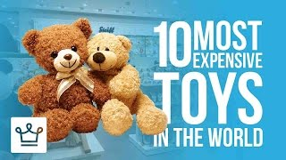 10 Most Expensive Toys In The World