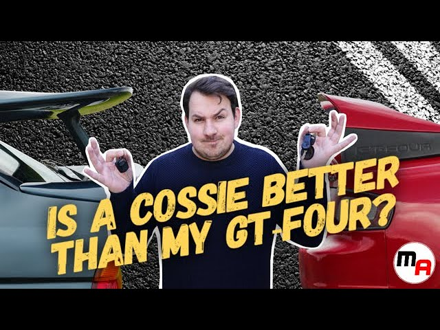 Is a Cossie Better Than My GT-FOUR
