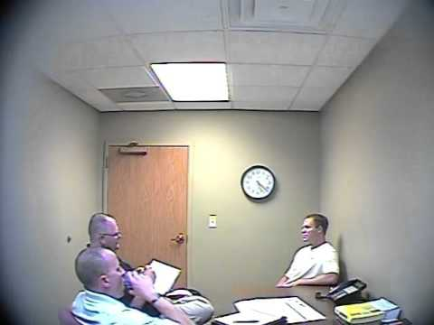 Nick Houck July 15 interview with Kentucky State Police investigators