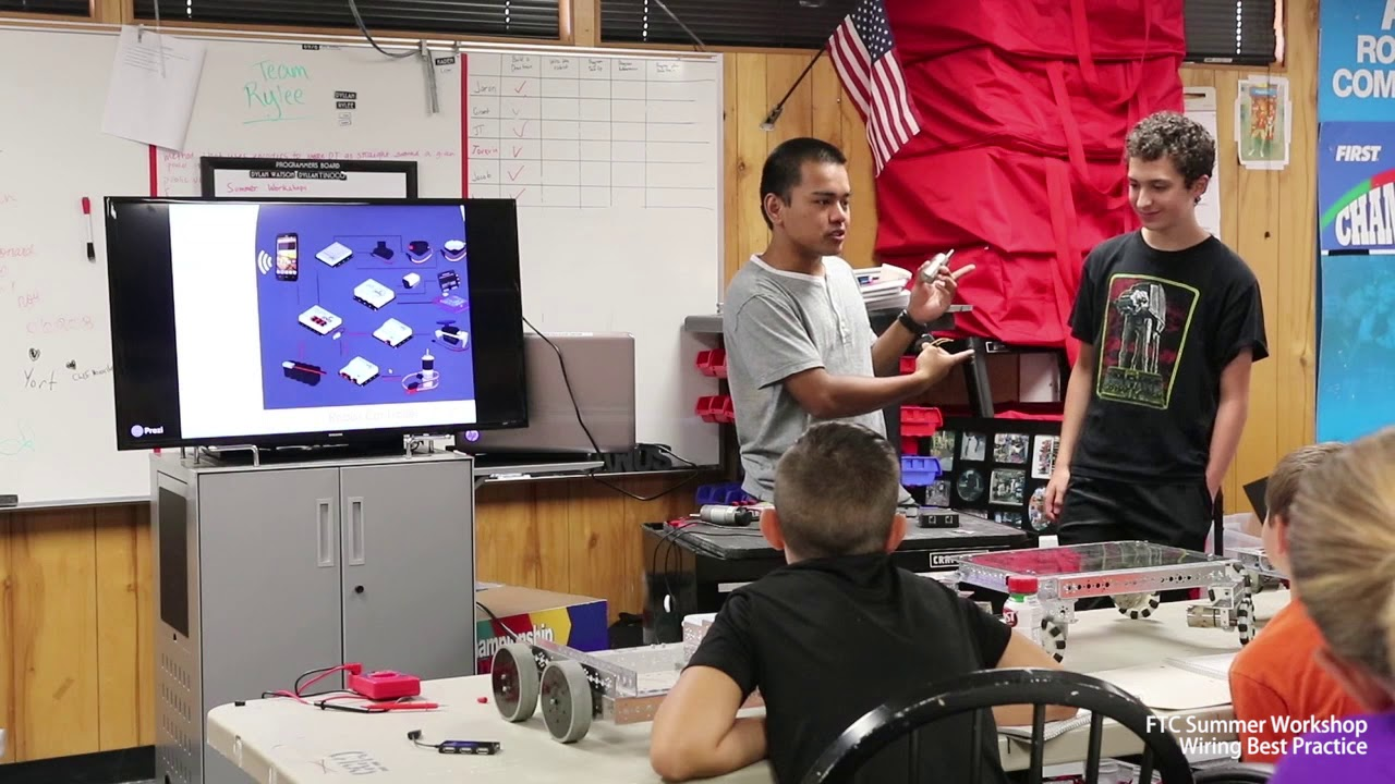 FTC Summer C& - Best Wiring Practices  sc 1 st  YouTube : wiring practices - yogabreezes.com