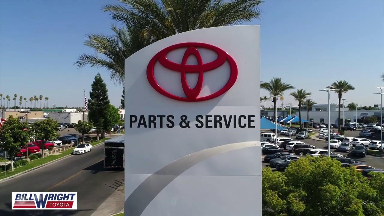 Bill Wright Toyota S New Service Center Bakersfield Ca