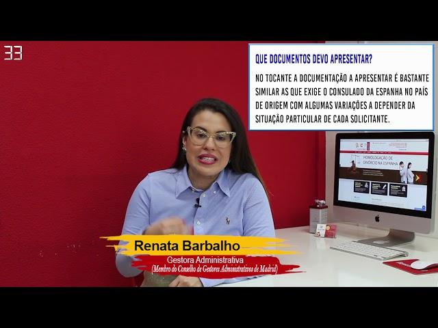 Autorização para estudos na Espanha