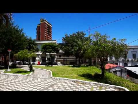 Paraguay Tourist Video Capital Hauptstadt Asuncion Regierungsviertel