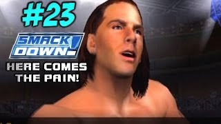 WWE SMACKDOWN! HERE COMES THE PAIN!: Season Mode - Episode 23 - Destruction n' Chaos