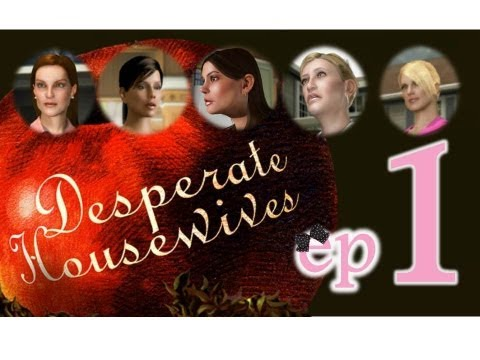 Desperate Housewives: The Game - Ep1 - Intro - w/Wardfire