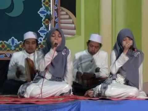 Maulaya Sholli - Mamba'ul Ma'arif Sidoarjo | Juara 1 Festival Sholawat Al Banjari