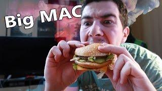 Самый вкусный Big Mac - Влогодекабрь