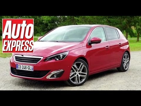 Peugeot 308 Review Auto Express Youtube