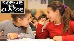 Scènes de classe #8 : la Mort de la Conjugaison - Bezons (95) | Humour sur l'École pour Enfants