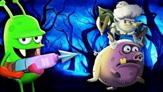 ОХОТА НА ЗОМБИ БОССА СОСТОЯЛАСЬ Игровой мультик про зомби для детей Игра Zombie Catchers