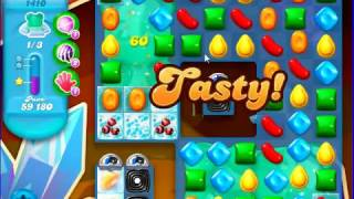 Candy Crush Saga SODA Level 1410 CE
