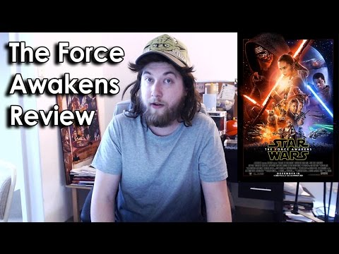 Ozzy Man Reviews: Star Wars - The Force Awakens [Spoilers]